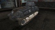 Шкурка для PzKpfw S35 739(f) для World Of Tanks миниатюра 4