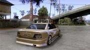 Toyota Chaser Tourer for GTA San Andreas miniature 4