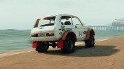 VAZ 2121 Offroad  FINAL for GTA 5 miniature 4