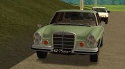 MERCEDES-BENZ W109 300SEl for GTA San Andreas miniature 5