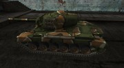 Шкурка для M26 Pershing для World Of Tanks миниатюра 2