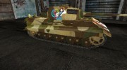 Шкурка anime для E-75 for World Of Tanks miniature 5