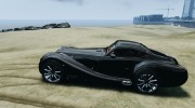 Morgan Aero SS v1.0 for GTA 4 miniature 2