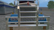Kenworth W900L for Farming Simulator 2015 miniature 5