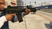 G36K (Animated) for GTA 5 miniature 4
