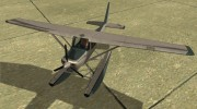 Cessna 152 водный вариант for GTA San Andreas miniature 1