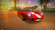 Ford GT40 MkI 1965 for GTA Vice City miniature 6