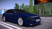 BMW M5 E39 for GTA San Andreas miniature 2