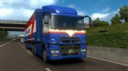 Mitsubishi Fuso Super Great for Euro Truck Simulator 2 miniature 3