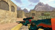 AWP Volcano for Counter Strike 1.6 miniature 1