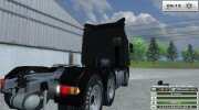 DAF XF 105 510 v 1.1 for Farming Simulator 2013 miniature 9