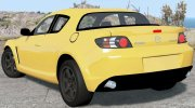 Mazda RX-8 2004 for BeamNG.Drive miniature 3