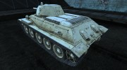 T-34 22 for World Of Tanks miniature 3
