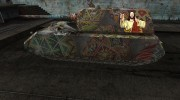 Пасхальный Maus for World Of Tanks miniature 2