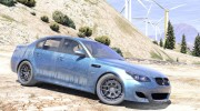 BMW M5 E60 1.0a for GTA 5 miniature 15