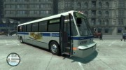 GMC Rapid Transit Series City Bus for GTA 4 miniature 2