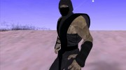 Noob Saibot Mortal Kombat for GTA San Andreas miniature 1