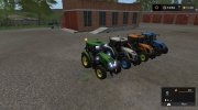 ZETOR PROXIMA 120 MULTICOLOR v1.0.0.0 for Farming Simulator 2017 miniature 7