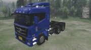 Foton Auman GTL for Spintires 2014 miniature 1