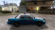 Ford Crown Victoria Georgia Police for GTA San Andreas miniature 5