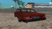 Volvo 242 Turbo Evolution v.2.0 for GTA Vice City miniature 3