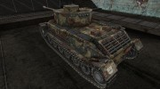 Шкурка для Pz. VI Tiger (P) for World Of Tanks miniature 3