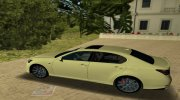 2013 Lexus GS 350 F Sport for GTA Vice City miniature 9