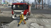Firefighters Mod V1.8R для GTA 5 миниатюра 1