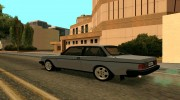 Volvo 242 InterCooler Turbo для GTA San Andreas миниатюра 4