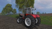 Massey Ferguson 698T для Farming Simulator 2015 миниатюра 7