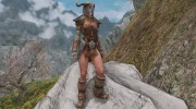 New Ancient Nord Armor for CBBE для TES V: Skyrim миниатюра 1