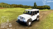 УАЗ Hunter 2 for Spintires DEMO 2013 miniature 1