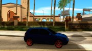 Volkswagen Golf IV GTI Light Tuning for GTA San Andreas miniature 5