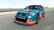 Holden Commodore VF V8 Supercar TeamVortex for BeamNG.Drive miniature 1