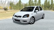 Toyota Vitz RS 5-door (P10) 2000 for BeamNG.Drive miniature 1