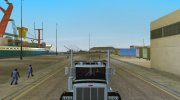 Peterbilt 359 Dumper for GTA Vice City miniature 7