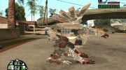 Griffin (Zoids) для GTA San Andreas миниатюра 6