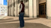 2PAC pic shoes for GTA San Andreas miniature 2
