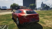 Ferrari FF for GTA 5 miniature 5