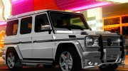 Mercedes-Benz G65 2013 Hamann Body для GTA San Andreas миниатюра 3