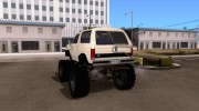 Ford Bronco Monster Truck 1985 for GTA San Andreas miniature 3
