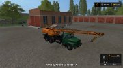 КрАЗ 250-Ш КС4561-А версия 1.3 for Farming Simulator 2017 miniature 1