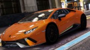 Lamborghini Huracan Performante 2016 for GTA 5 miniature 5