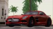 Mercedes-Benz SLS AMG Black Series 2013 для GTA San Andreas миниатюра 20