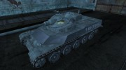 Шкурка для AMX 50 100 for World Of Tanks miniature 1