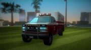Ambulance from GTA IV for GTA Vice City miniature 5