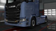 Scania S - R New Tuning Accessories (SCS) for Euro Truck Simulator 2 miniature 26