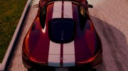 Jaguar C-X75  BETA for GTA 5 miniature 6