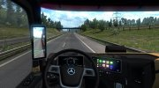 Mercedes-Benz Actros MP5 for Euro Truck Simulator 2 miniature 3