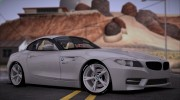 BMW Z4 for GTA San Andreas miniature 3